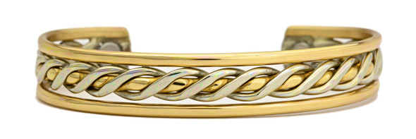 Sergio Lub Passages Copper Magnetic Therapy Bracelet - Made in USA!