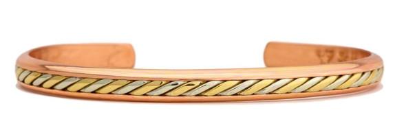 Copper Maya (630) Classic Copper Bracelet
