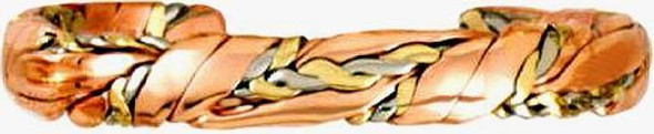 Copper Sage (678) Classic Copper Bracelet