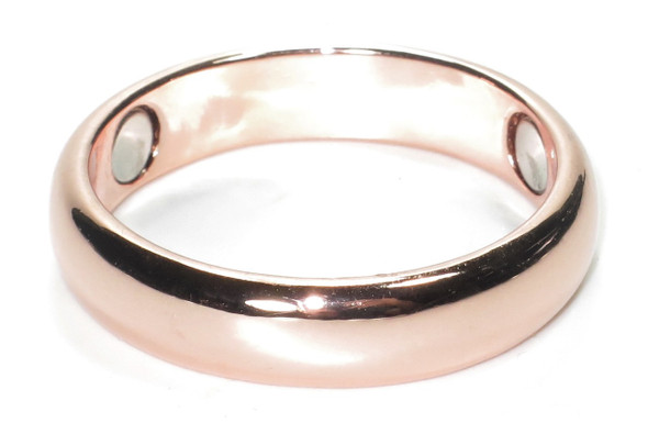 Copper Classic - Magnetic Therapy Ring
