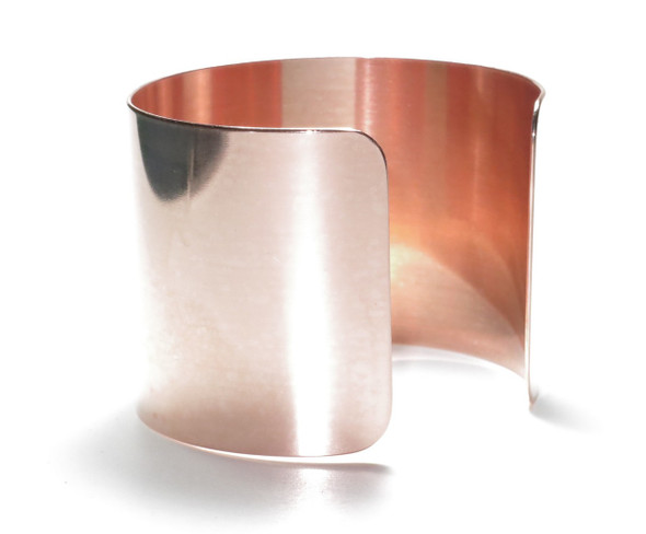 Copper Cuff 010
