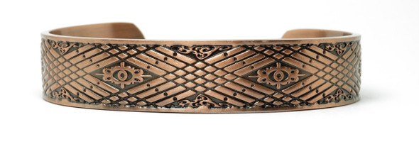 High Desert  - Copper Magnetic Therapy Bracelet