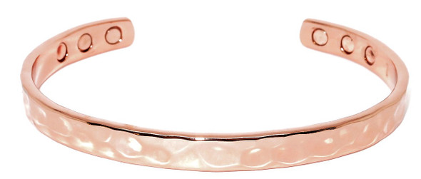 X-Large Brilliance - Solid Copper Magnetic Cuff