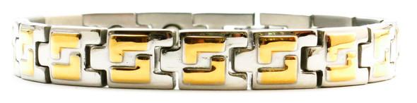 NS 4 Stainless Steel Magnetic Bracelet