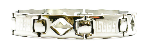 Smart - Stainless Steel Magnetic Therapy Bracelet