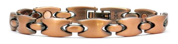 Unity - Copper Plated Magnetic Bracelet