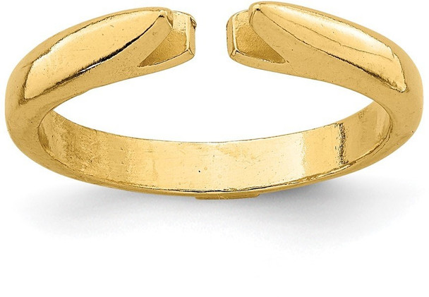 14k Yellow Gold Casted Shank YGSH104