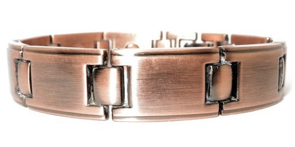 Copper Gentleman - Magnetic Bracelet
