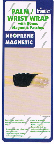 Magnetic Palm and Wrist Wrap