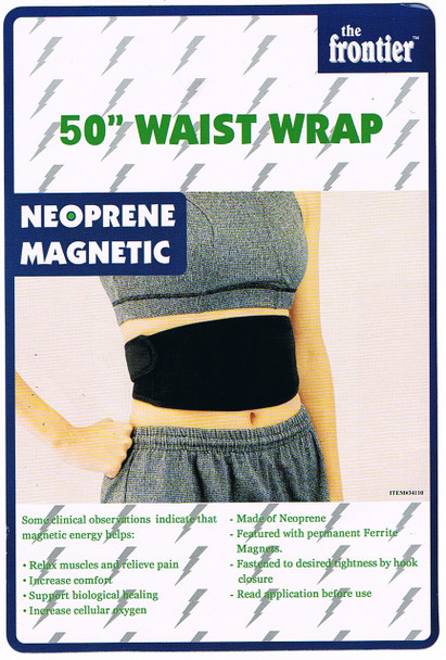 Waist Wrap - Magnetic Therapy Back Support