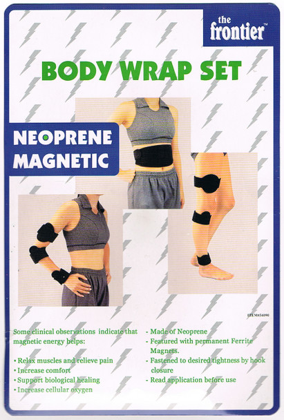 Magnetic 8 Piece Wrap Set - Amazing deal!