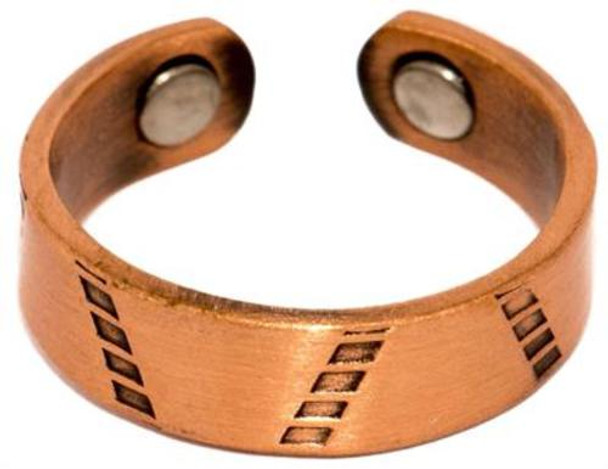 Copper Business Pro - Magnetic Therapy Ring - Special