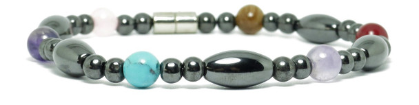 Play - Hematite Magnetic Therapy Bracelet
