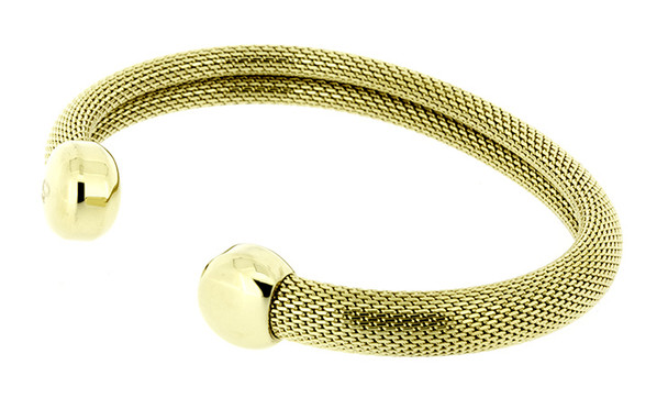 Q Ray Q2 Milano Mesh Gold-Plated