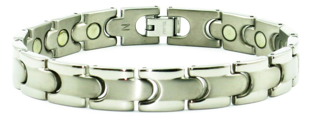 Courage - Titanium Magnetic Therapy Bracelet