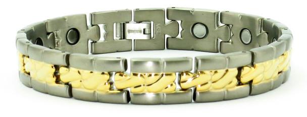 Titanium Collective Titanium Magnetic  Bracelet