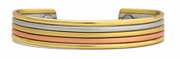 Sergio Lub Roman Copper Magnetic Therapy Bracelet - Made in USA!