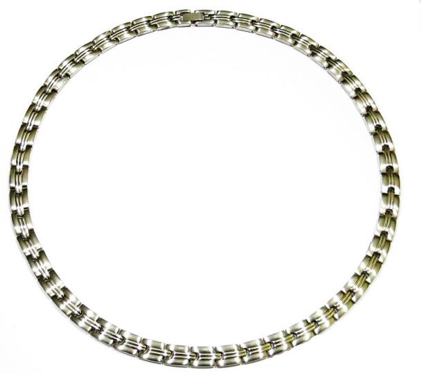 Titanium Suave - Magnetic Necklace