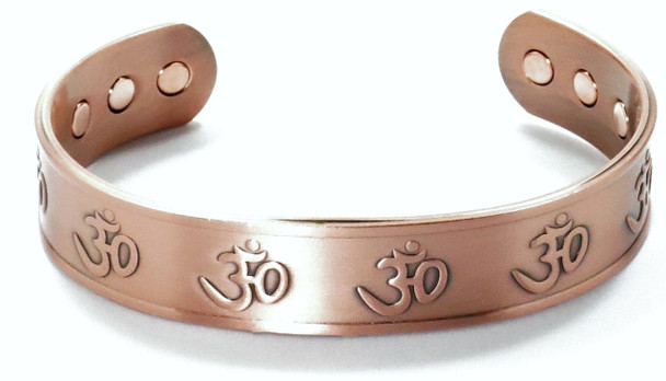 Peace - Copper Magnetic Therapy Bracelet