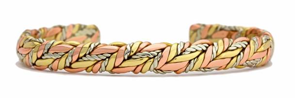 American Quilt (56) Classic Copper Bracelet
