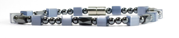 Blue Skies - Magnetic Therapy Anklet