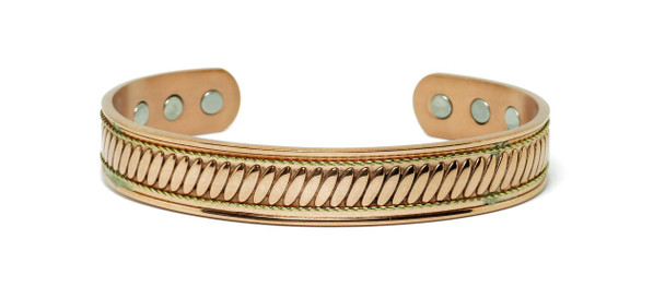 Exquisite  - Copper Magnetic Therapy Bracelet