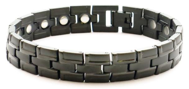 NS 2 -  Titanium Magnetic Therapy Bracelet