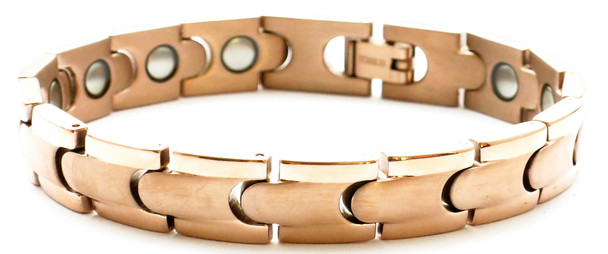 NS 9 -  Titanium Magnetic Therapy Bracelet