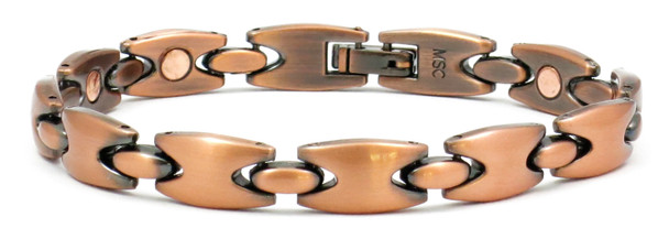 Unity - Copper Plated Magnetic Bracelet