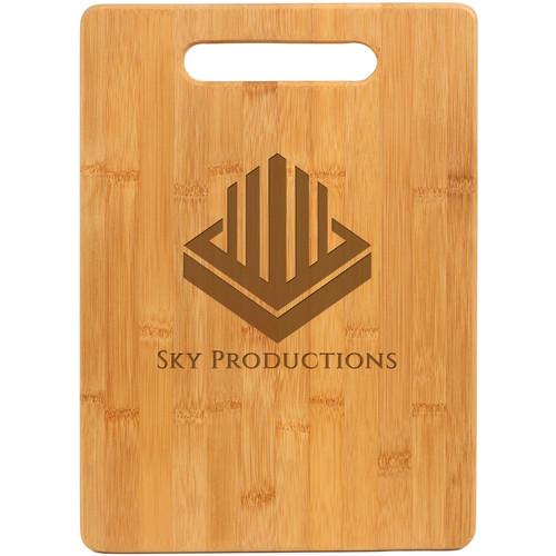Genuine Large Bamboo Cutting Board