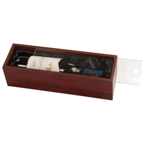 Rosewood Bottle Case
