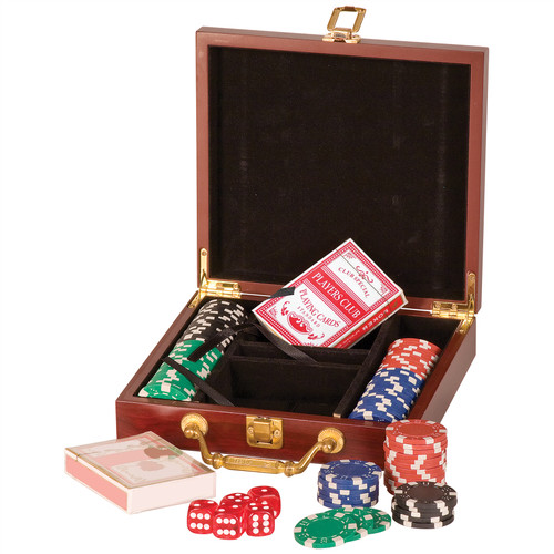 Small Poker Set