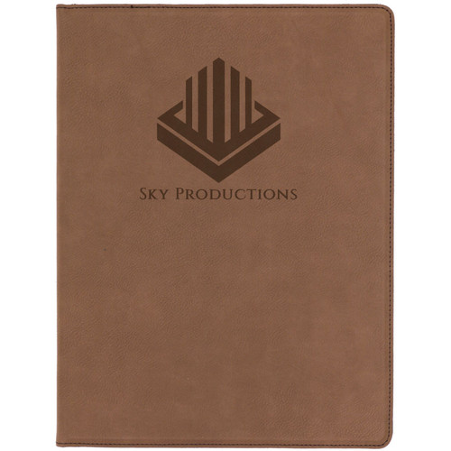 Leatherette Large Portfolio