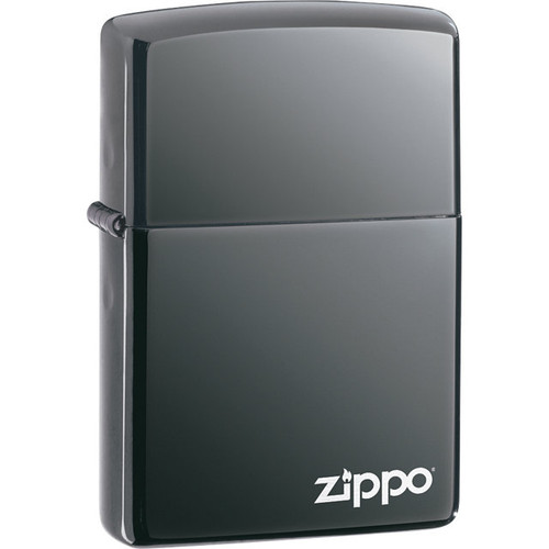 Zippo® Black Ice® Lighter