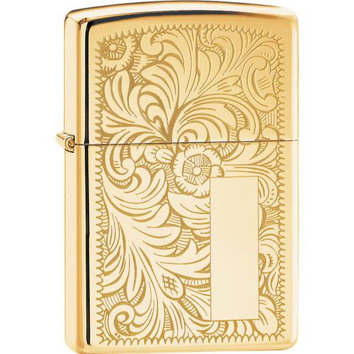 Zippo® Venetian™ High Polish Lighter
