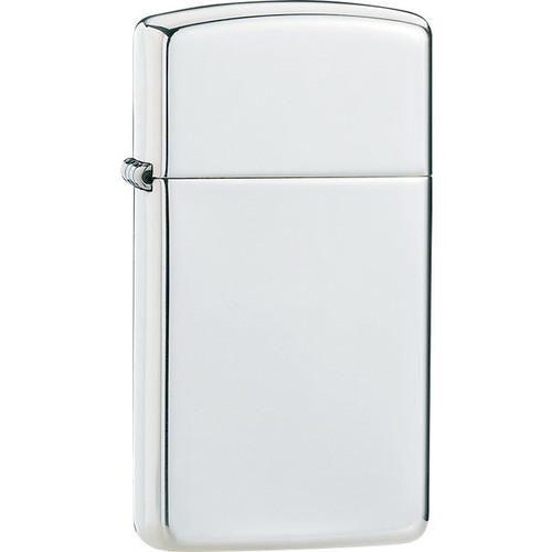 Zippo® Slim® Sterling Silver High Polish Lighter
