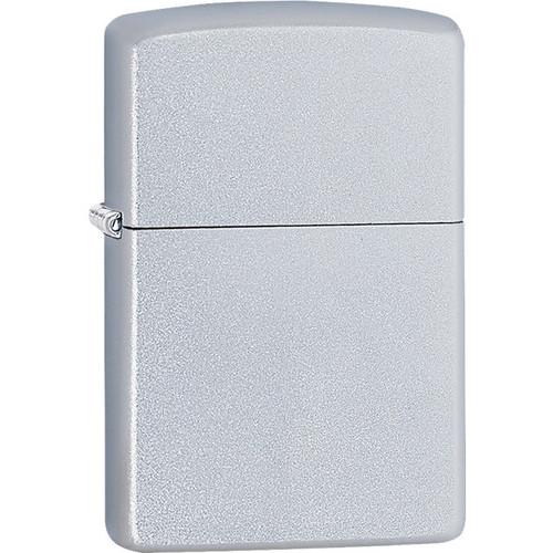 Zippo® Satin Chrome™ Lighter
