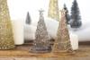 Miniature Christmas Tree with Swarovski Crystal