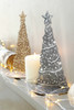 Christmas Tree Mantle Decoration