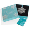 Snow crystal Christmas Ornament Box