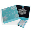 Snow Crystal Swarovski ornament with certificate of authenticity
