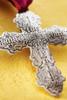 Messiah Cross Christmas Ornament