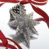 Ribbons and Bows CentennialS Star Ornament Swarovski