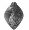Angel Metal Keepsake Christmas Ornament