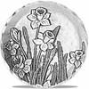 Daffodil Coaster