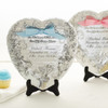 We Welcome With Love Heart Tray