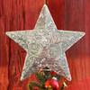 Noel Star Christmas Tree Topper