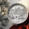 2017 Annual Collectors Plate - Pewter