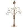 Twelve Christmas Ornament Display Tree