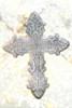 Messiah Wall Cross (Aluminum)